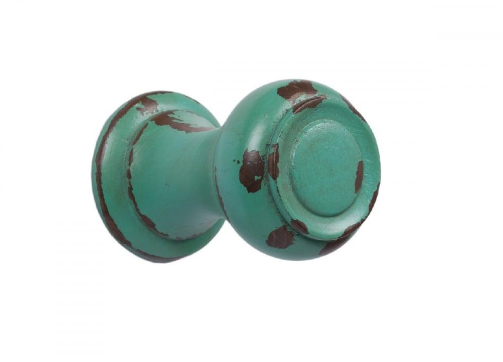 Настенный декоративный крючок Chinche Blue, DG-D-821C