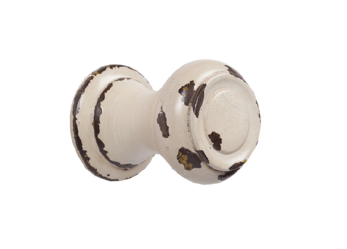 Купить Настенный декоративный крючок Chinche White в интернет магазине дизайнерской мебели и аксессуаров для дома и дачи