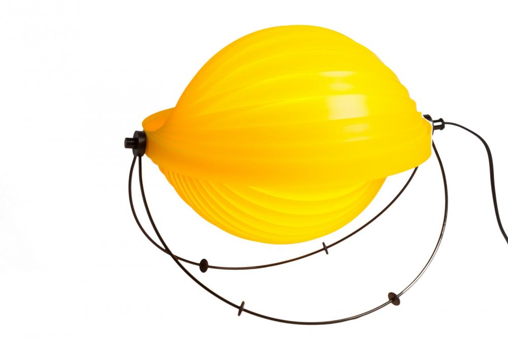 Настольная лампа Eclipse Lamp Yellow
