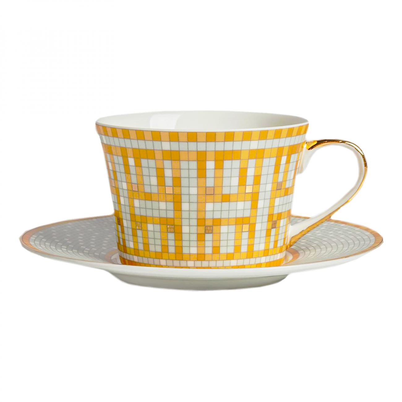 Купить Чайная пара Dominion в интернет магазине дизайнерской мебели и аксессуаров для дома и дачи