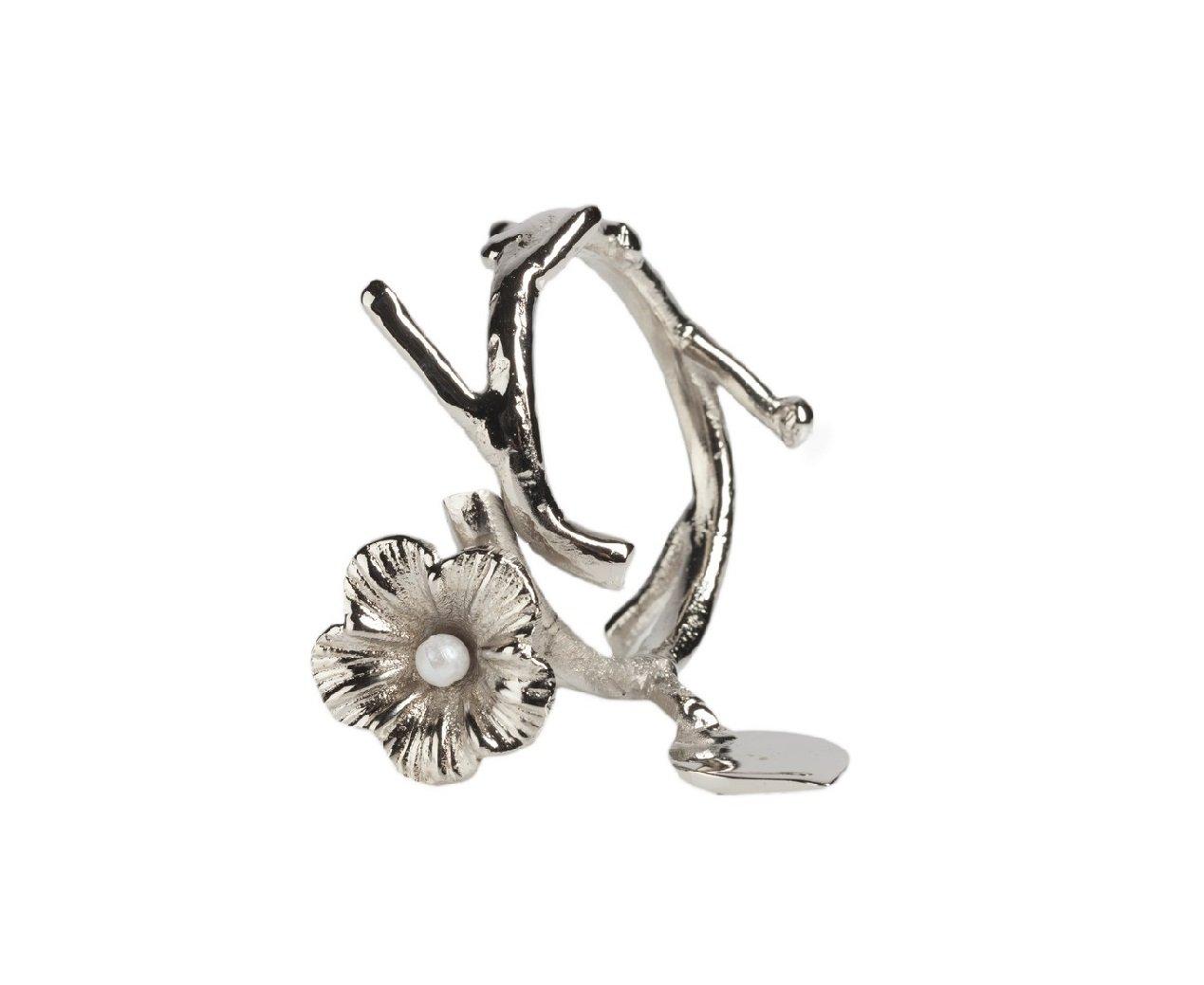 Купить Набор из 4 колец для салфеток Jewelry в интернет магазине дизайнерской мебели и аксессуаров для дома и дачи
