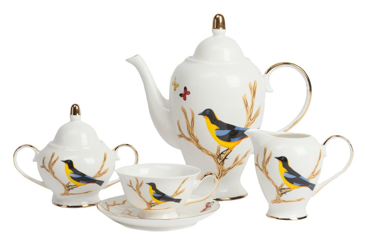 Купить Чайный сервиз Timouse в интернет магазине дизайнерской мебели и аксессуаров для дома и дачи