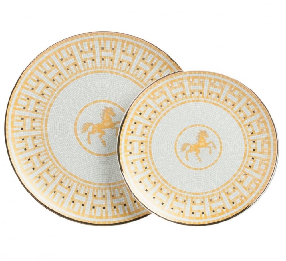 Комплект тарелок Dominion