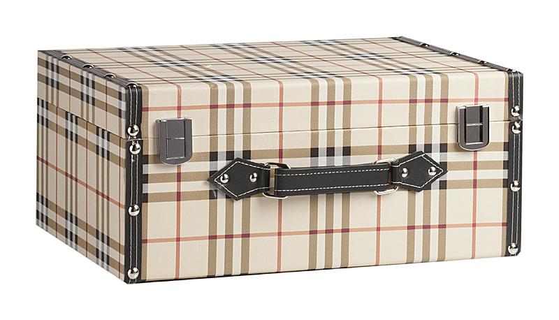 Купить Декоративный чемодан Estilo Grande в интернет магазине дизайнерской мебели и аксессуаров для дома и дачи
