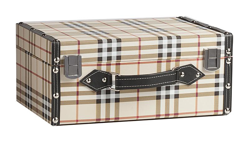 Купить Декоративный чемодан Estilo Piccolo в интернет магазине дизайнерской мебели и аксессуаров для дома и дачи