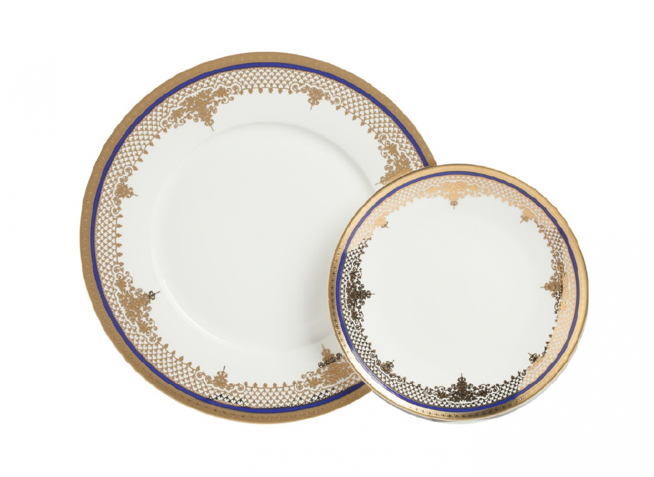 Купить Комплект тарелок Wander в интернет магазине дизайнерской мебели и аксессуаров для дома и дачи