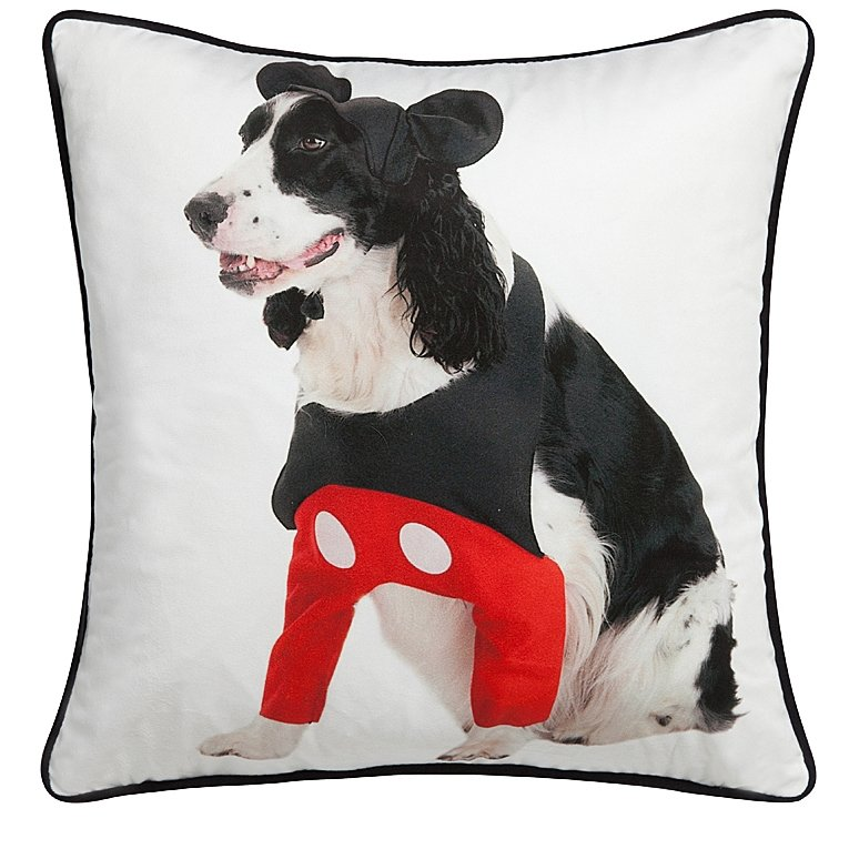 Подушка с собачкой Mickey Doggie, DG-D-PL373