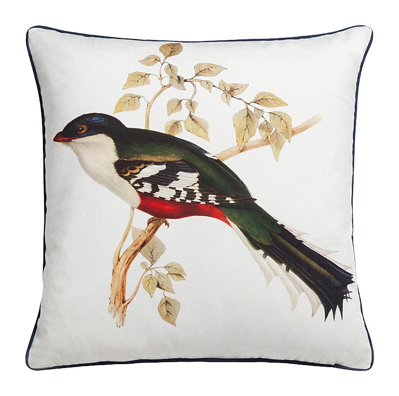 Подушка с птицей Mignon