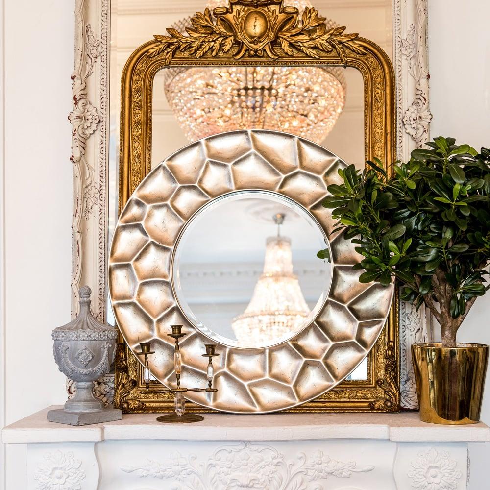 Настенное зеркало «Хантер»