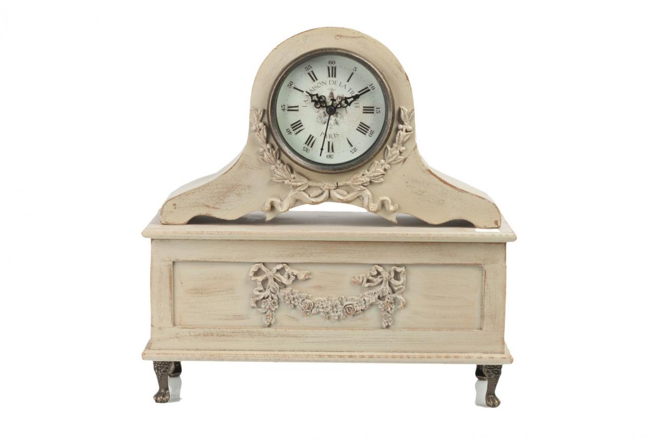 Купить Настольные часы Bahnhof в интернет магазине дизайнерской мебели и аксессуаров для дома и дачи