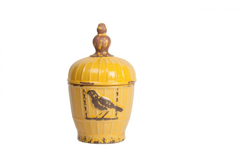 Декоративная ваза Amarelo, DG-D-872B от DG-home