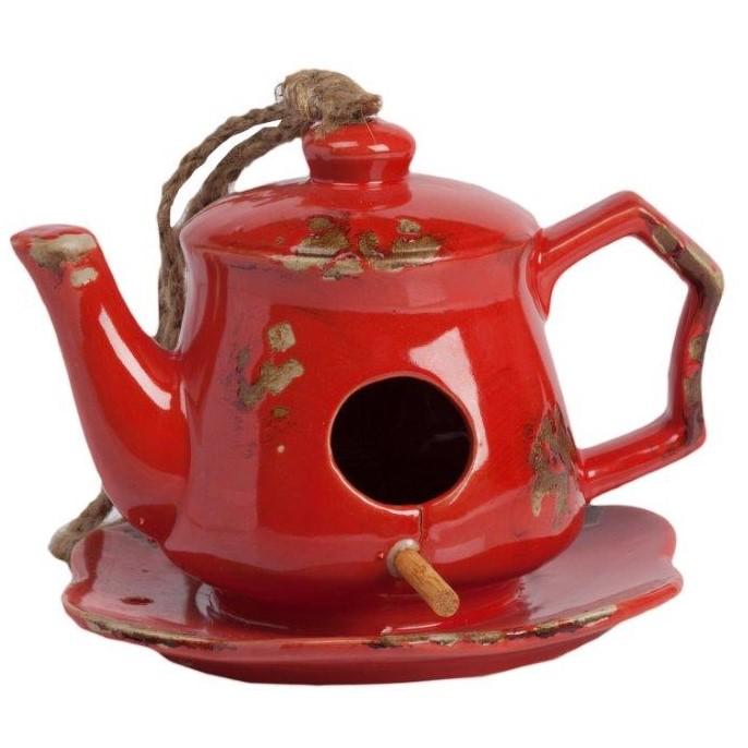Купить Aромолампа Candelero Red в интернет магазине дизайнерской мебели и аксессуаров для дома и дачи