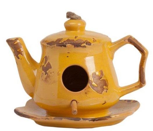 Купить Aромолампа Candelero Yellow в интернет магазине дизайнерской мебели и аксессуаров для дома и дачи