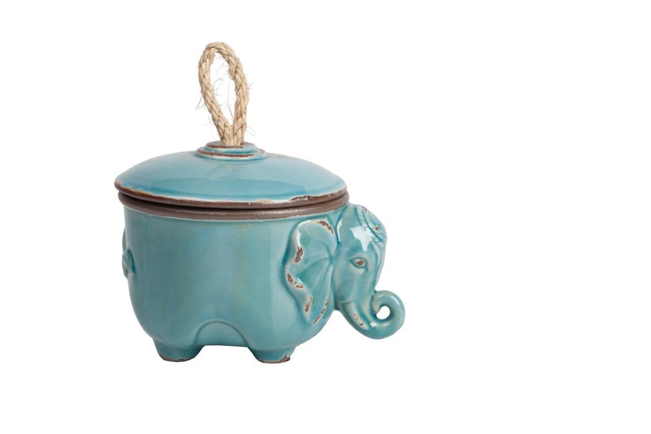 Купить Емкость для хранения Elefante в интернет магазине дизайнерской мебели и аксессуаров для дома и дачи