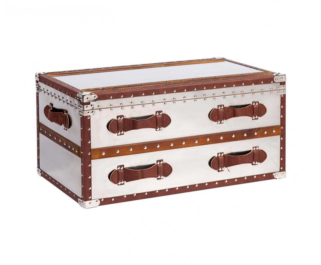 Купить Декоративный чемодан-тумба для хранения Pop Miracle в интернет магазине дизайнерской мебели и аксессуаров для дома и дачи