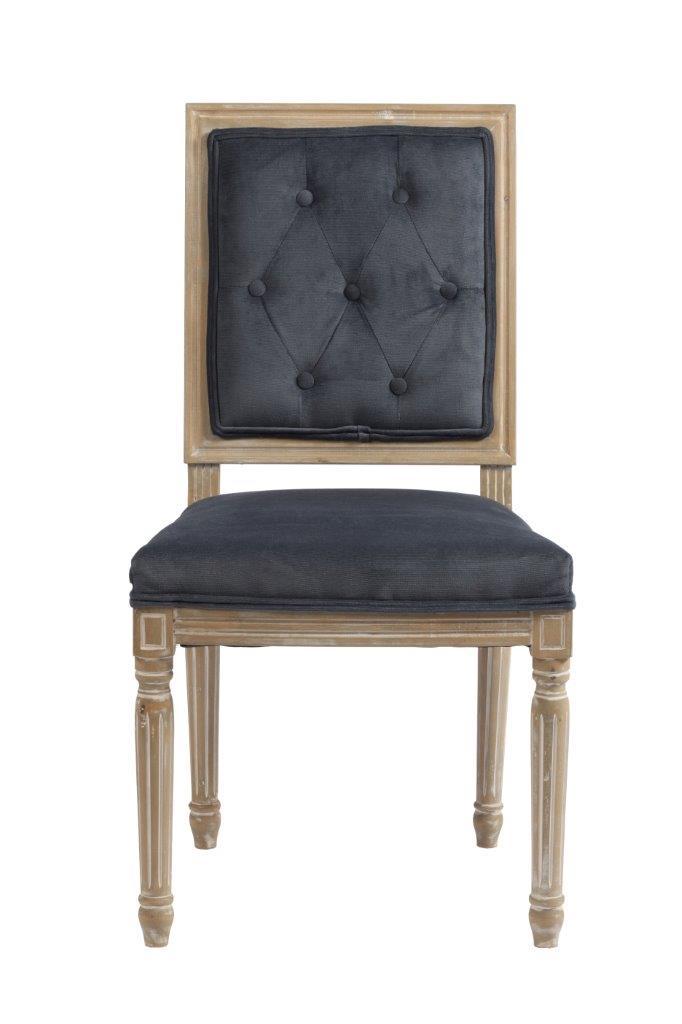 Купить Стул Tampere Dark Grey-Blue в интернет магазине дизайнерской мебели и аксессуаров для дома и дачи