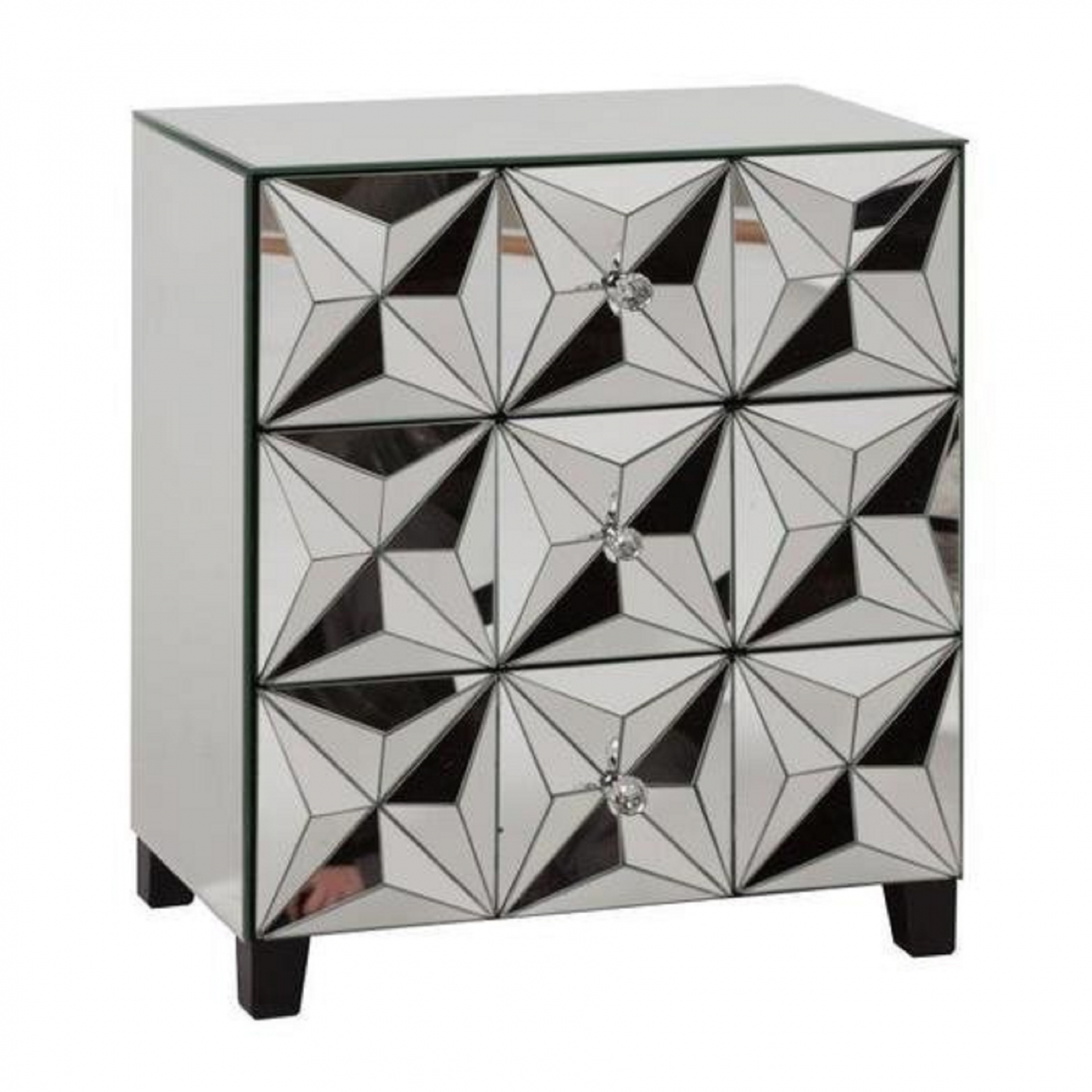Купить Зеркальная тумбочка Fantasia в интернет магазине дизайнерской мебели и аксессуаров для дома и дачи