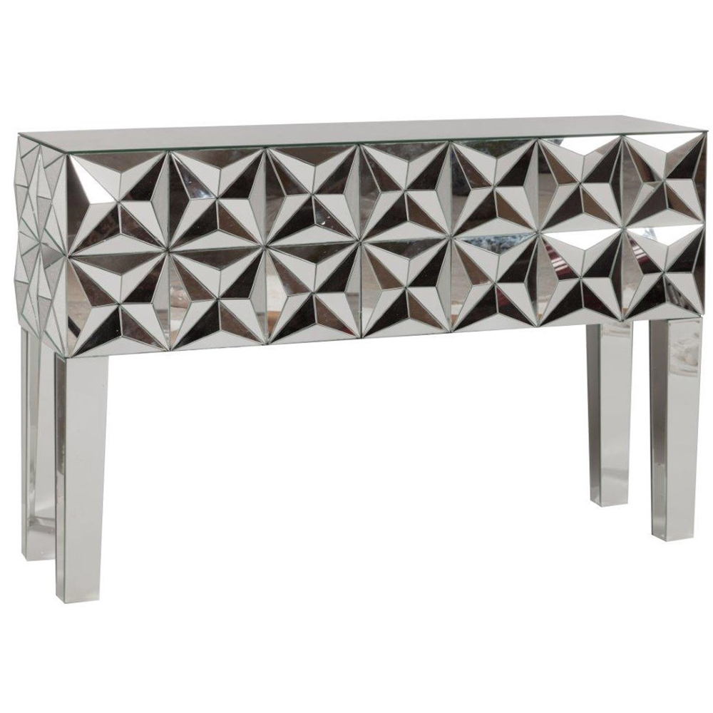 Купить Зеркальная консоль Fantasia в интернет магазине дизайнерской мебели и аксессуаров для дома и дачи