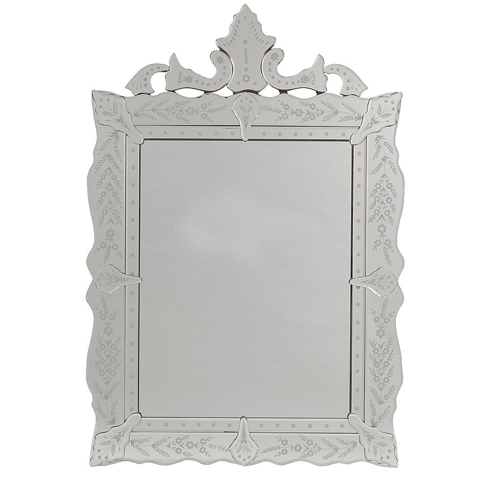 Зеркало SueldaЗеркала<br>Изысканный элемент декора для дома – зеркало <br>Suelda из модной коллекции Mirror Tale – прекрасно <br>впишется как в небольшую уютную комнату, <br>так и в шикарные апартаменты. Оригинальная <br>форма обрамления делает предмет декора <br>уникальным и роскошным. Благодаря размерам <br>аксессуар поможет визуально расширить <br>пространство и добавить лоска помещению.<br><br>Цвет: Зеркальный<br>Материал: МДФ, Зеркало<br>Вес кг: 12<br>Длина см: 63,5<br>Ширина см: 2,5<br>Высота см: 97
