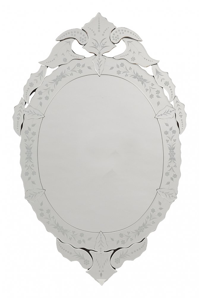 Зеркало ChalettoЗеркала<br>Роскошное зеркало Chaletto, декорированное <br>зеркальными элементами и неброской росписью, <br>издали напоминает предмет декора аристократических <br>домов и дворцов. Зеркало Chaletto идеально подойдет <br>для украшения любой комнаты вашего дома: <br>спальни, гостиной или ванной. Он наполнит <br>помещение лоском и изысканностью и удачно <br>подчеркнет ваш непревзойденный вкус в оформлении <br>интерьера.<br><br>Цвет: Серебро<br>Материал: МДФ, Зеркало<br>Вес кг: 11<br>Длина см: 55<br>Ширина см: 2,5<br>Высота см: 87