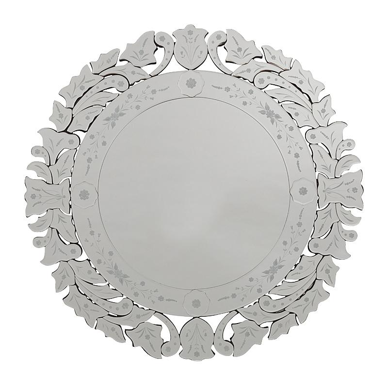 Зеркало VenditaЗеркала<br>Зеркало Vendita из модной коллекции Mirror Tale <br>поможет оживить комнату, добавить ей уюта <br>и изысканности, тепла и комфорта. Очаровательное <br>зеркальное обрамление с неброским рисунком <br>придает предмету декора некий лоск и роскошный <br>вид. Такое зеркало поможет визуально расширить <br>пространство как в уютной маленькой спальне, <br>так и в шикарных апартаментах.<br><br>Цвет: Зеркальный<br>Материал: МДФ, Зеркало<br>Вес кг: 8<br>Длина см: 80<br>Ширина см: 2,5<br>Высота см: 80