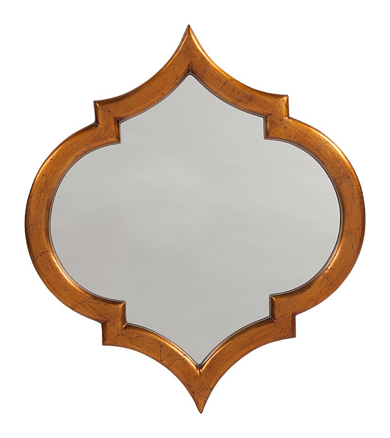 Зеркало MarinniЗеркала<br>Декорирование стен – это модная и современная <br>тенденция, которая позволяет разбавить <br>интерьер и привнести в него некую «изюминку». <br>Зеркало Marinni поможет подчеркнуть достоинства <br>вашего дома, визуально расширить пространство <br>и, при правильном расположении, сделать <br>помещение светлее. Такой аксессуар с изысканной <br>рамой добавит любой комнате уюта, очарования <br>и индивидуальности.<br><br>Цвет: Золото<br>Материал: Полистоун, Зеркало<br>Вес кг: 5<br>Длина см: 52<br>Ширина см: 3<br>Высота см: 59,5