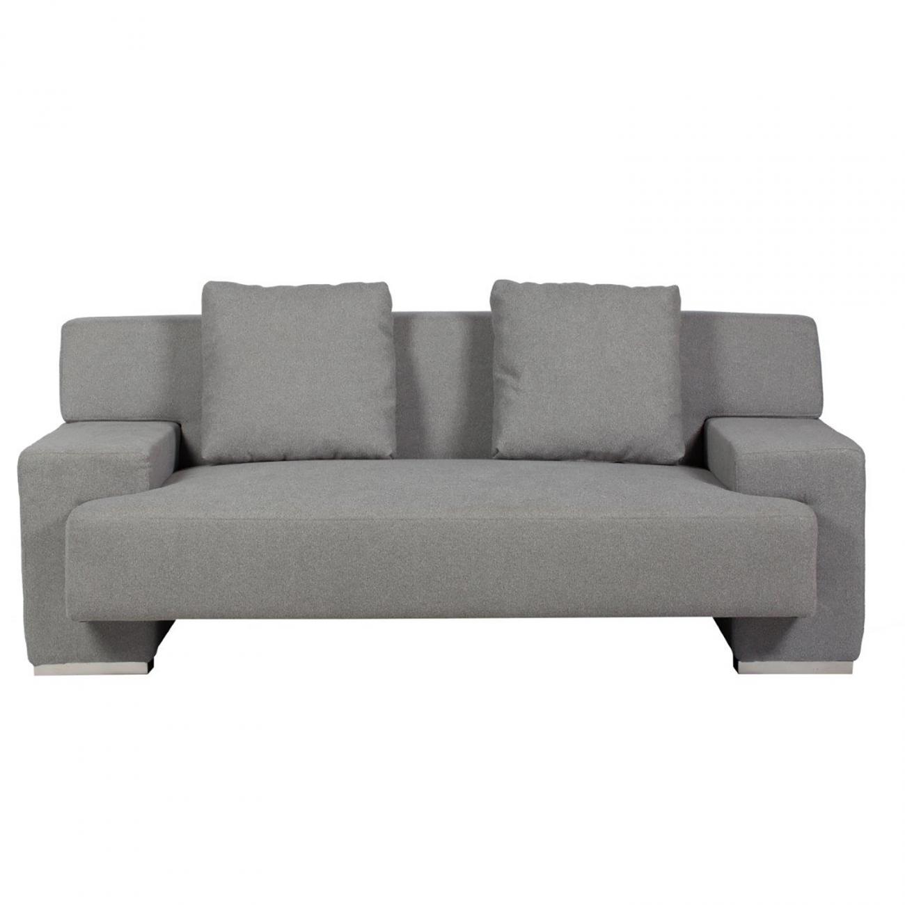 Купить Диван Goodlife Светло-серый Нейлон в интернет магазине дизайнерской мебели и аксессуаров для дома и дачи