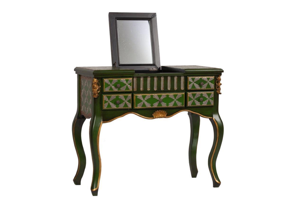 Купить Консоль с зеркалом La Rochelle в интернет магазине дизайнерской мебели и аксессуаров для дома и дачи