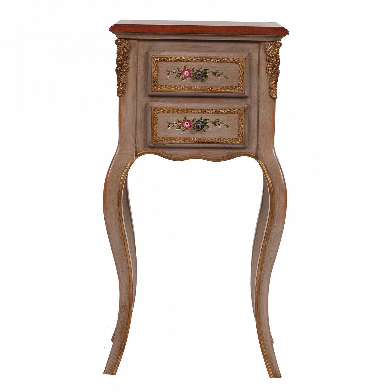 Купить Тумбочка Bretane в интернет магазине дизайнерской мебели и аксессуаров для дома и дачи