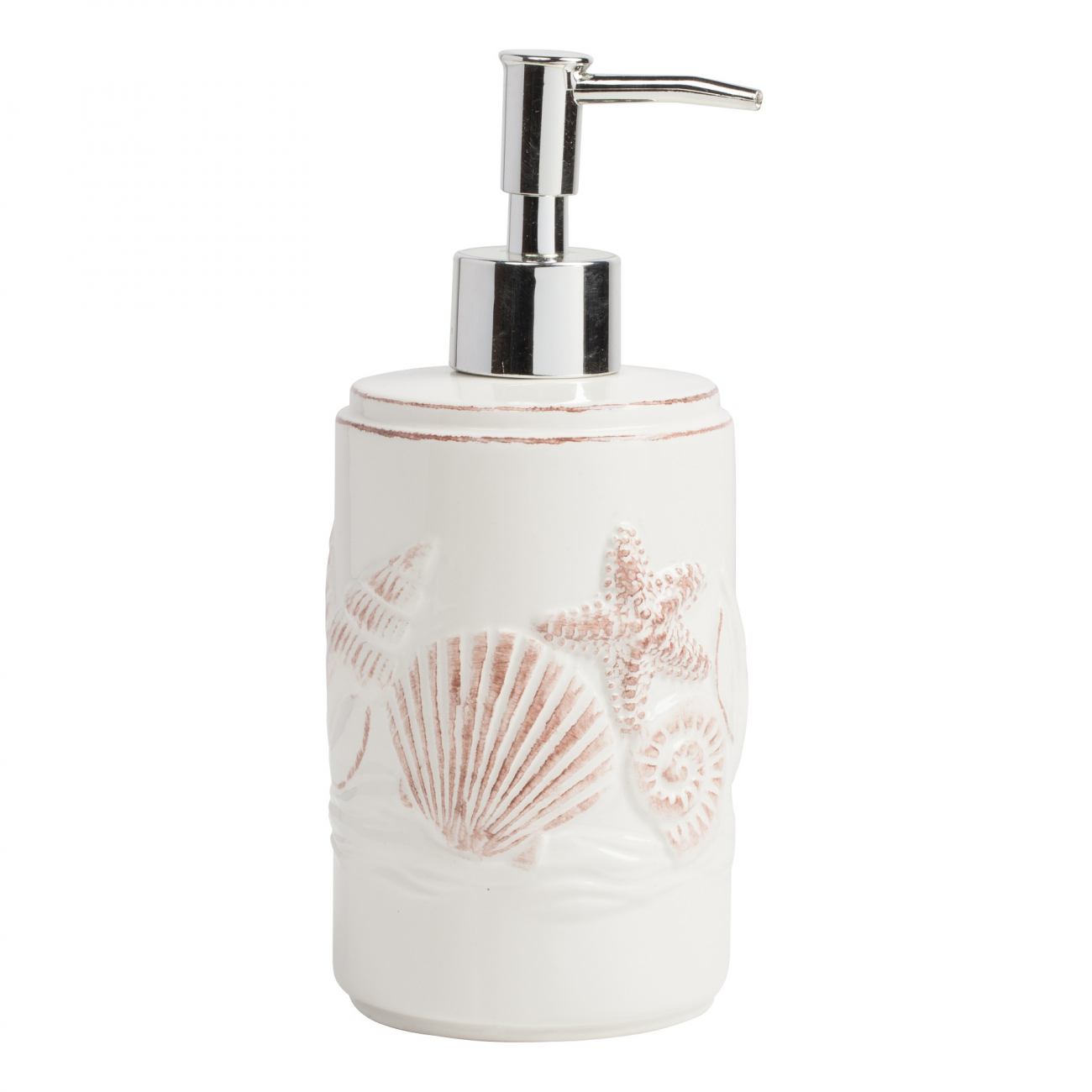Купить Дозатор для жидкого мыла Seaside в интернет магазине дизайнерской мебели и аксессуаров для дома и дачи