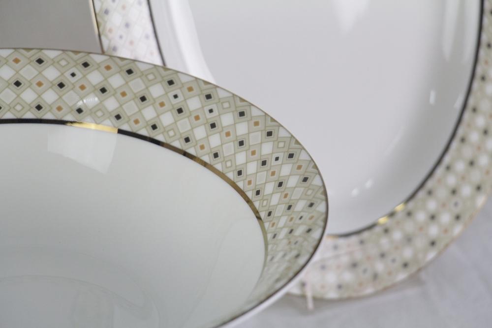 Набор посуды Diela 26 pcs dinner set