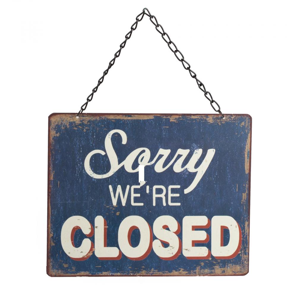 Декоративная табличка на дверь You Are Welcome  Or Not, DG-D-895 от DG-home