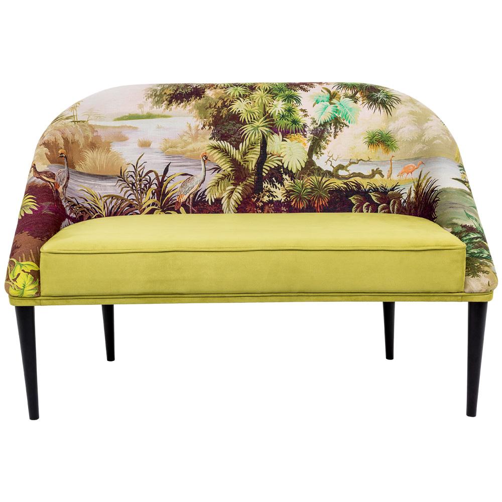 диван двухместный берег нила