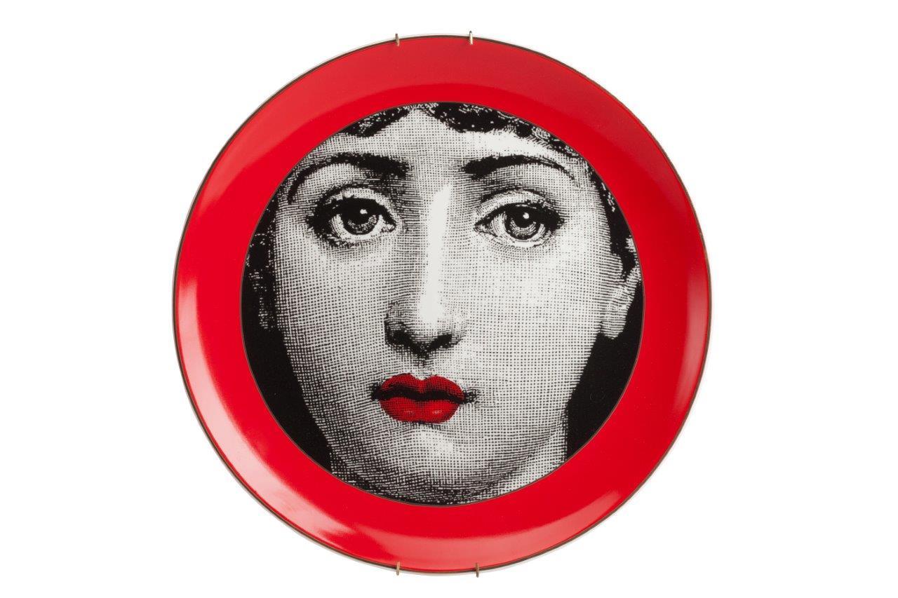 Купить Настенная тарелка Пьеро Форназетти Brera в интернет магазине дизайнерской мебели и аксессуаров для дома и дачи