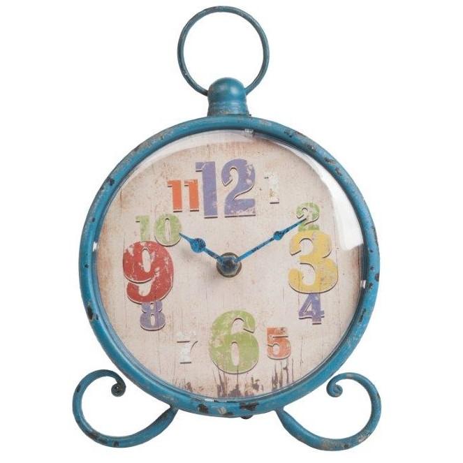 Купить Настольные часы Lumiere Blue в интернет магазине дизайнерской мебели и аксессуаров для дома и дачи
