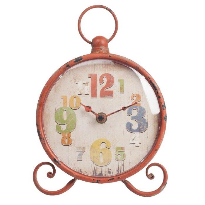 Настольные часы Lumiere Orange