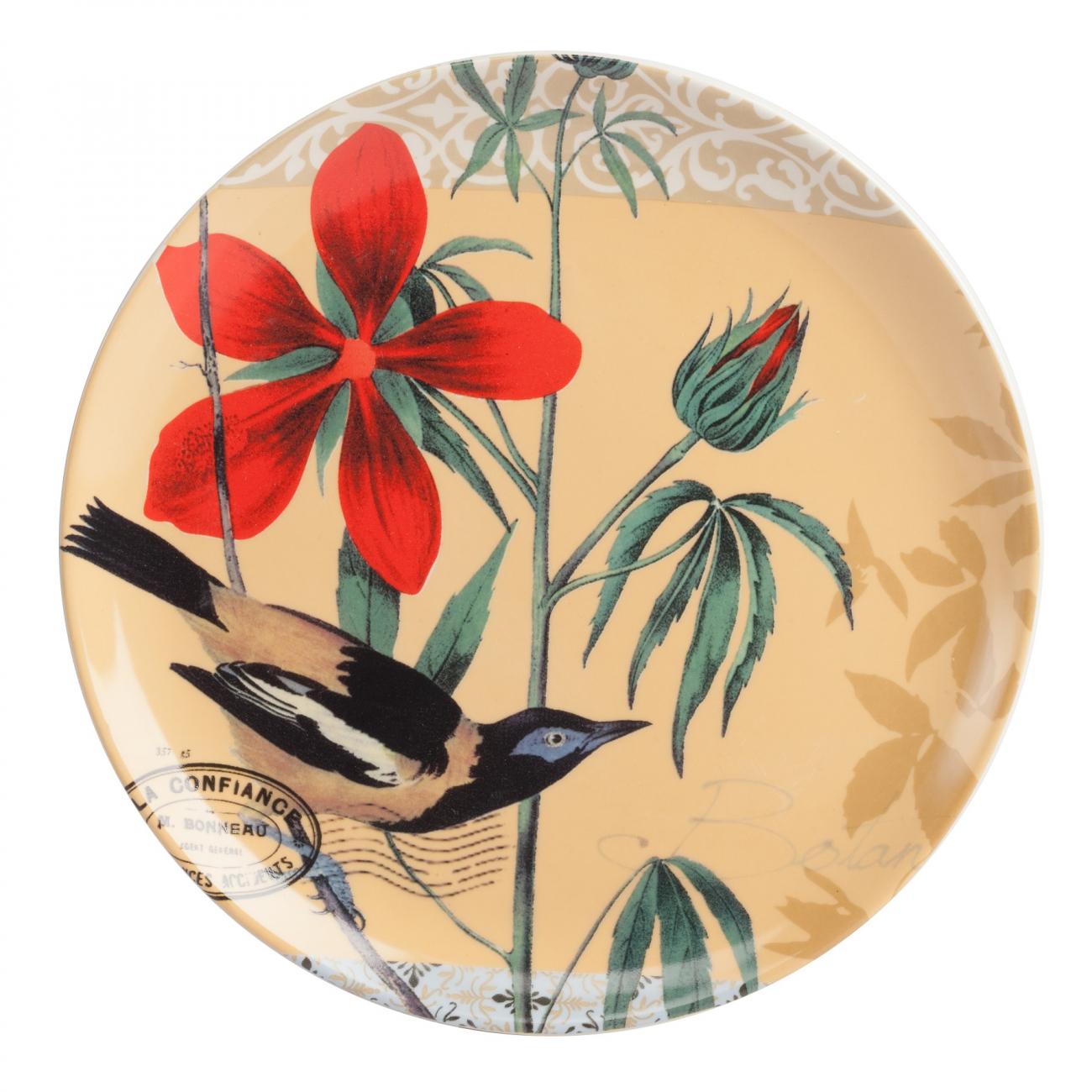 Купить Тарелка Montecito Peach в интернет магазине дизайнерской мебели и аксессуаров для дома и дачи