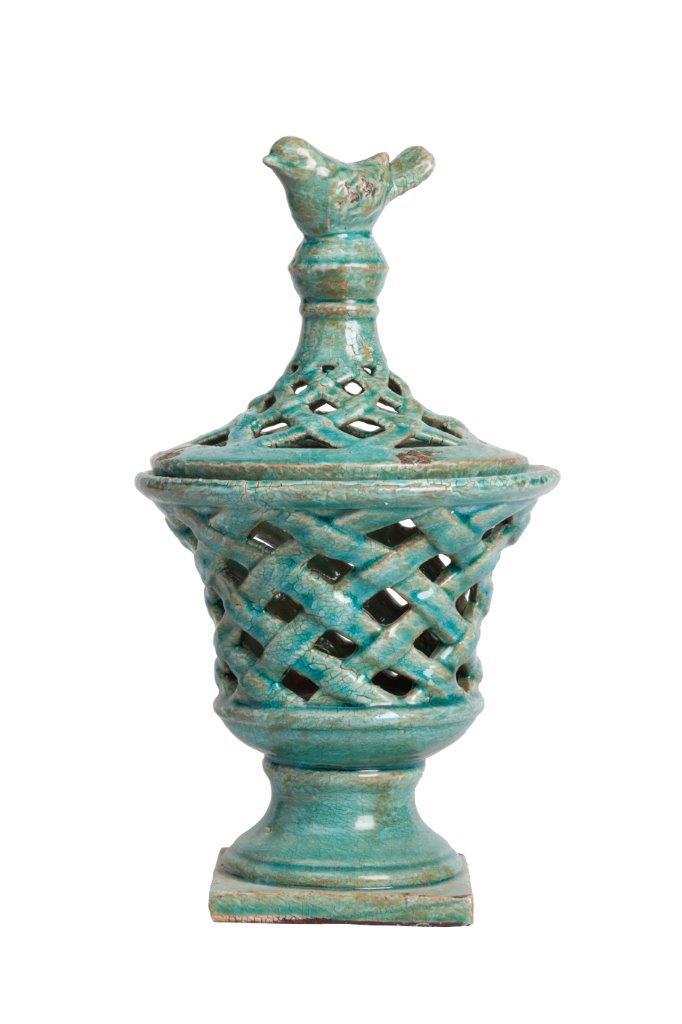 Купить Декоративная ваза Domange в интернет магазине дизайнерской мебели и аксессуаров для дома и дачи