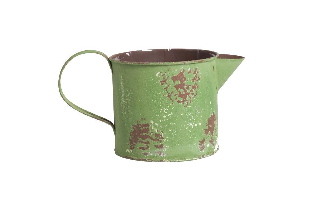Купить Декоративное кашпо Smash Green в интернет магазине дизайнерской мебели и аксессуаров для дома и дачи