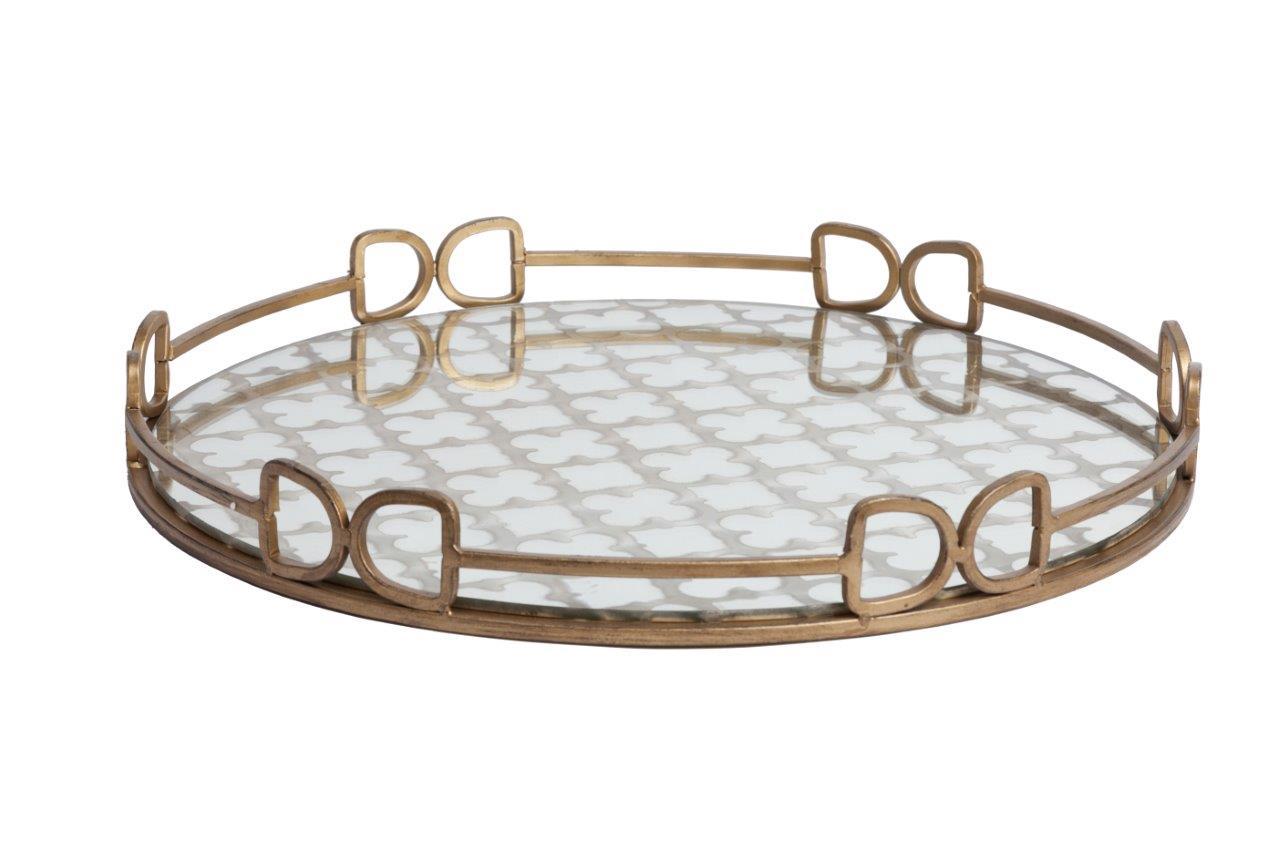 Купить Сервировочный поднос Flerde в интернет магазине дизайнерской мебели и аксессуаров для дома и дачи