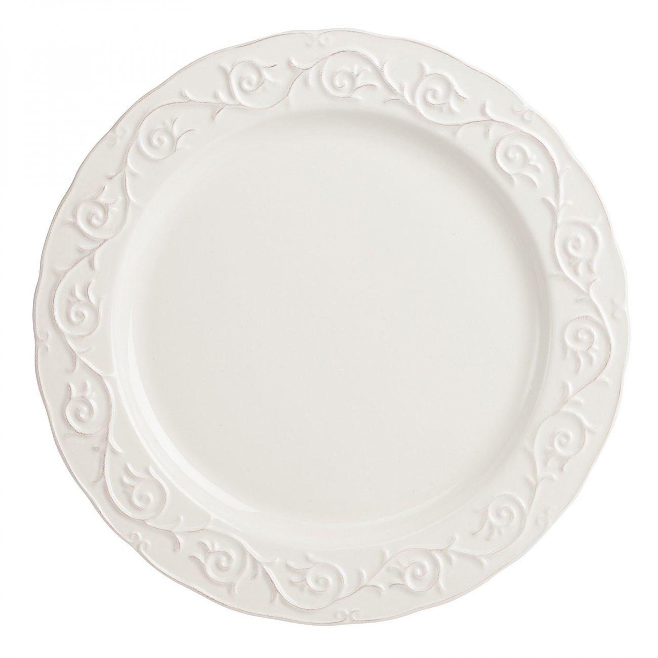 Купить Большая тарелка Jovanotti в интернет магазине дизайнерской мебели и аксессуаров для дома и дачи