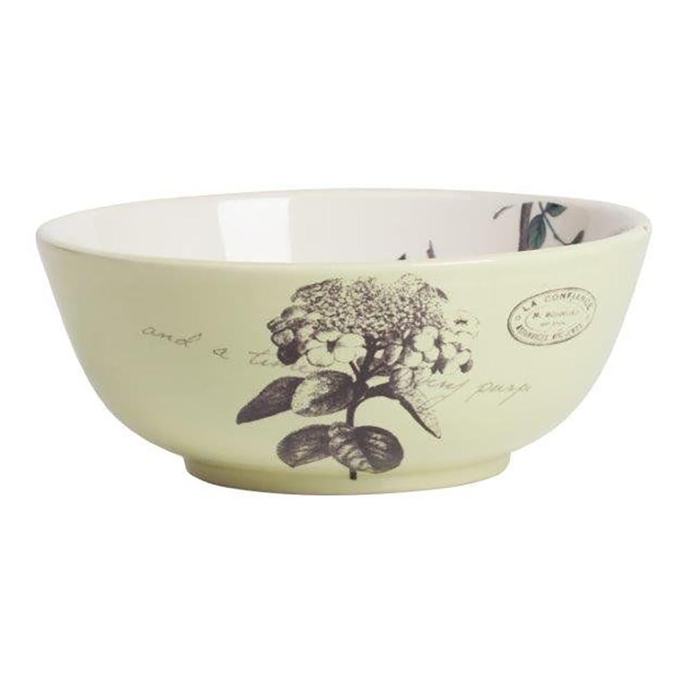 Пиала Montecito Lime, DG-DW-505Тарелки и комплекты тарелок<br>Пиала Montecito Lime выполнена из грубой керамики в салатовом цвете. В росписи на пиале отражена почтовая тематика, а внутри изображены птички. Возможно, вам захочется выбрать пиалу в качестве подарка или в дополнение к другим предметам из данной коллекции.<br><br>Цвет: Зелёный<br>Материал: Грубая керамика<br>Вес кг: 0.25<br>Длинна см: 16,73<br>Ширина см: 16,73<br>Высота см: 7,84