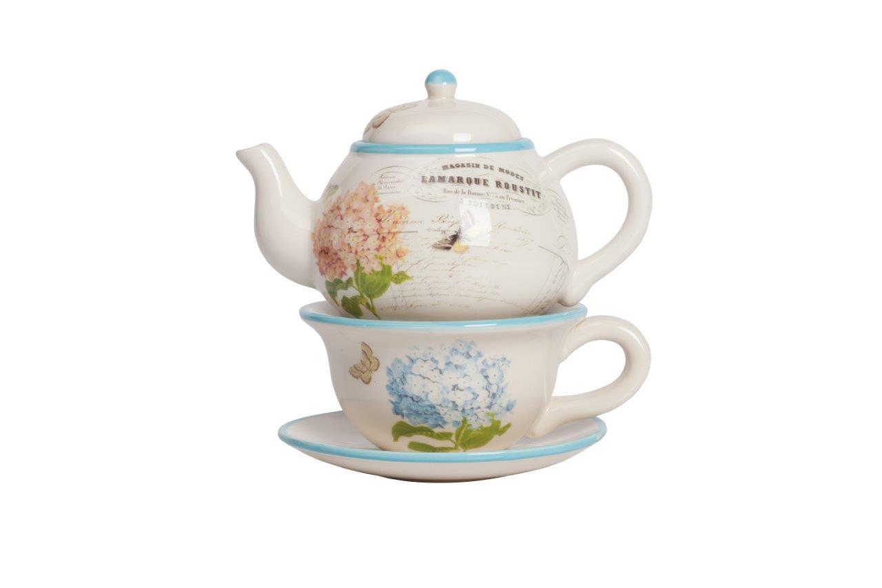 Купить Чайный набор Lamarque в интернет магазине дизайнерской мебели и аксессуаров для дома и дачи