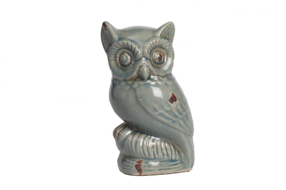 Предмет декора статуэтка сова Gardien