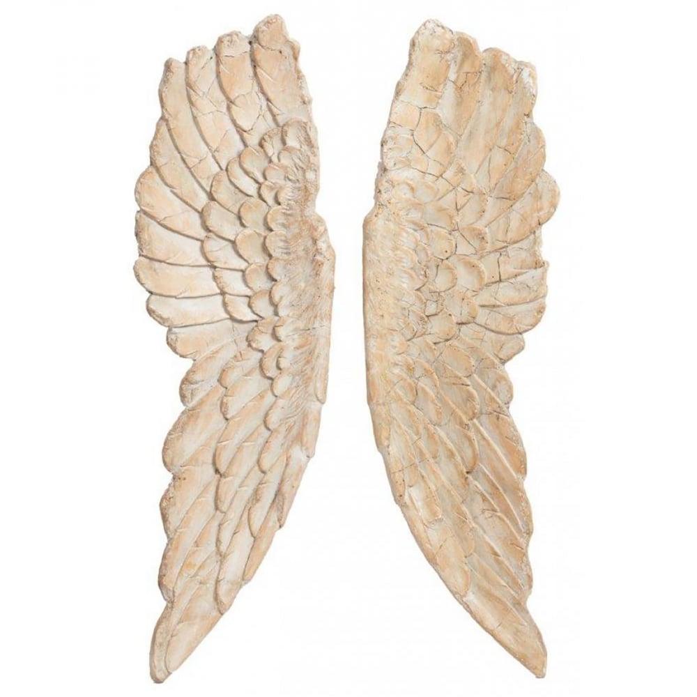 Предмет декора Крылья Fliegen DG-HOME Изумительно красивый настенный декор Fliegen  в виде двух больших крыльев из композитного  материала. Идеальный акцент для стильного  интерьера, несомненно, привлечет внимание  ваших гостей.