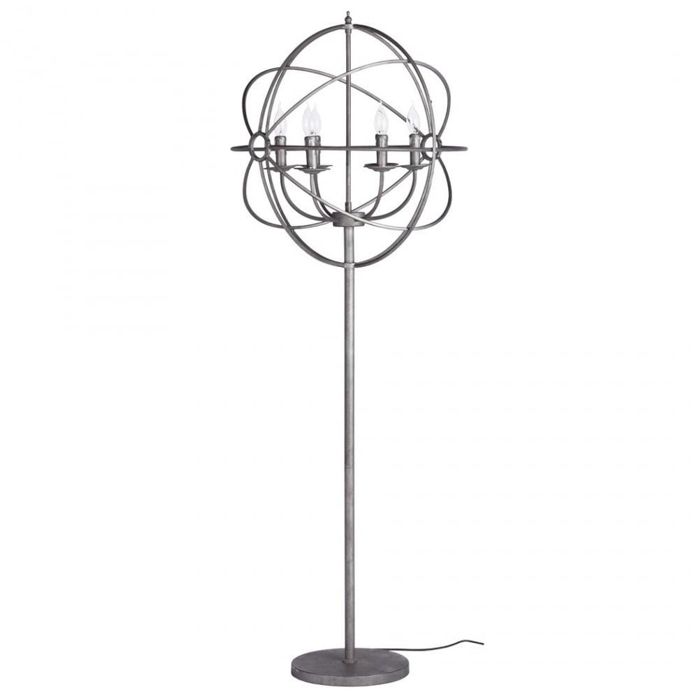 Торшер Foucault's Orb, DG-FL159