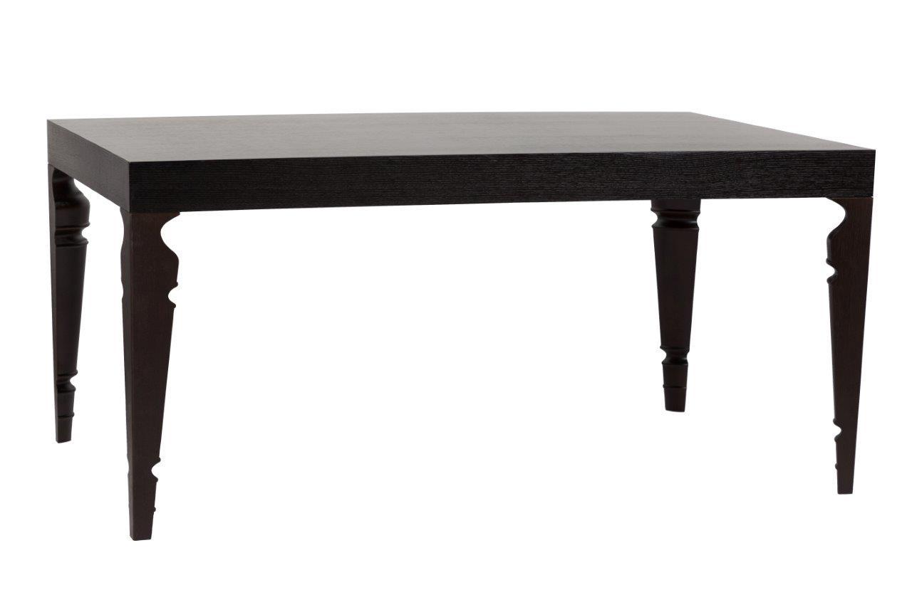 Купить Обеденный стол Ferretta Black One в интернет магазине дизайнерской мебели и аксессуаров для дома и дачи