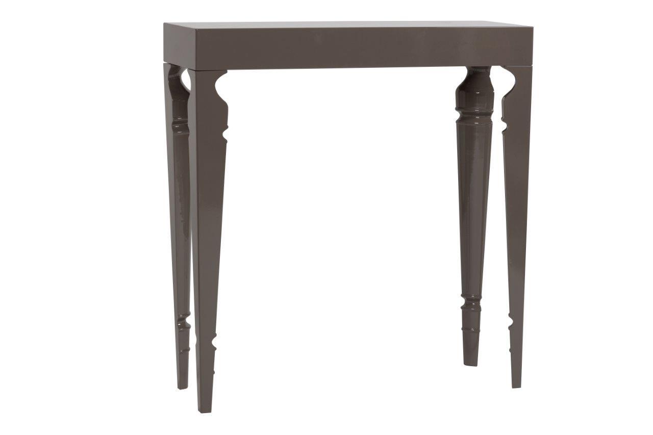 Купить Туалетный стол Carrie One Grey в интернет магазине дизайнерской мебели и аксессуаров для дома и дачи