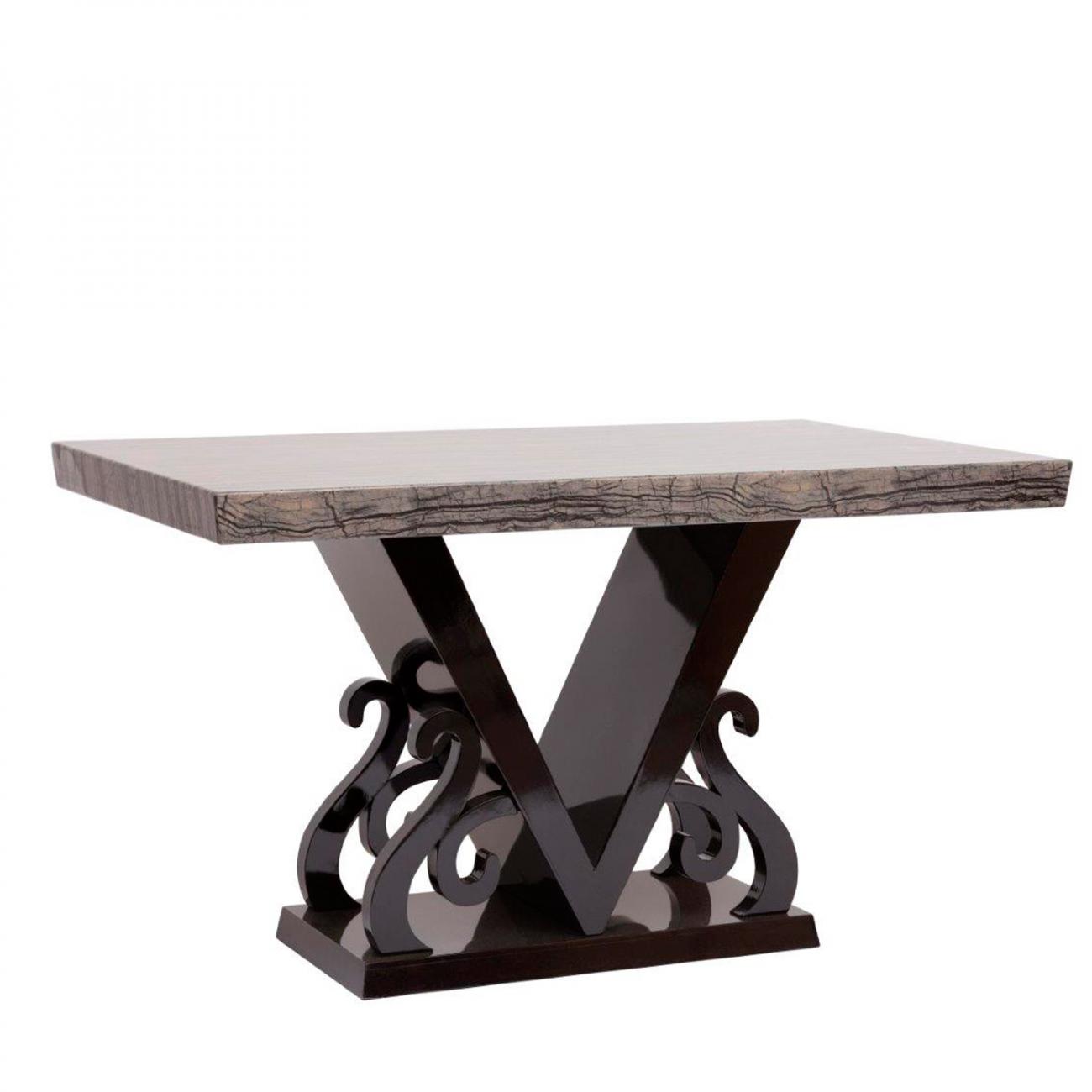 Купить Обеденный стол мраморный Binari Medio в интернет магазине дизайнерской мебели и аксессуаров для дома и дачи
