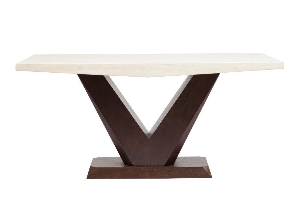 Купить Обеденный стол мраморный Arrondi Grande в интернет магазине дизайнерской мебели и аксессуаров для дома и дачи